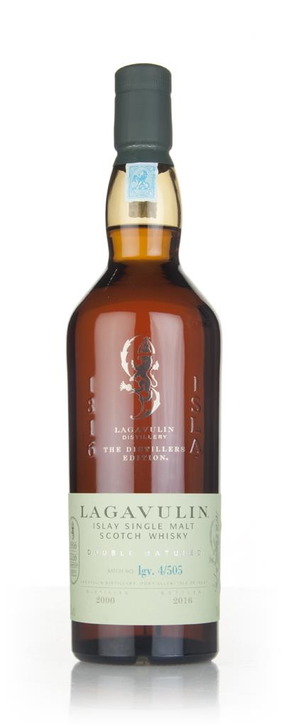 Lagavulin 2000 (bottled 2016) Pedro Ximenez Cask Finish - Distillers E Single Malt Whisky