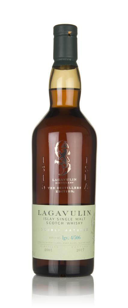 Lagavulin 2001 (bottled 2017) Pedro Ximenez Cask Finish - Distillers E Single Malt Whisky