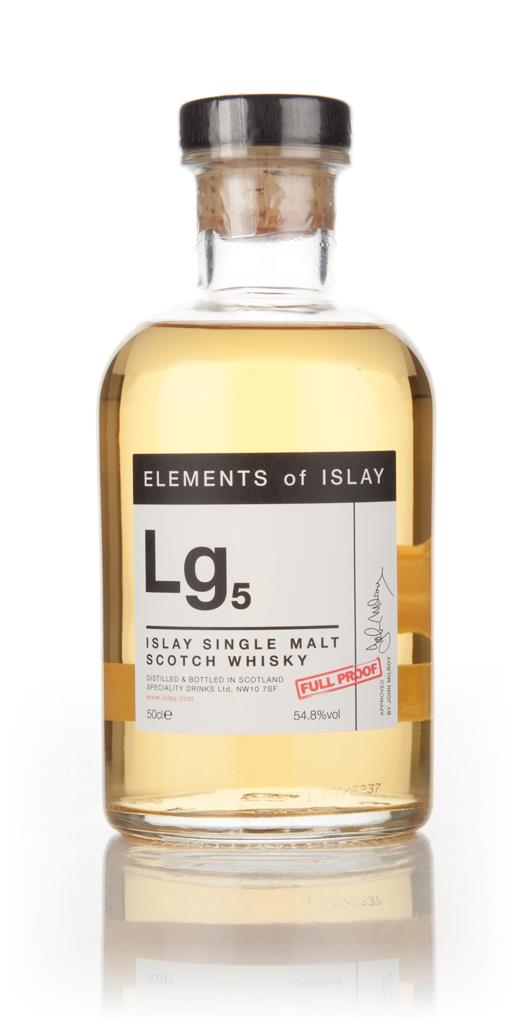 Lg5 - Elements of Islay (Lagavulin) Single Malt Whisky