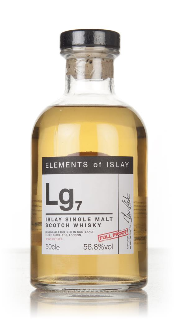 Lg7 - Elements of Islay (Lagavulin) Single Malt Whisky
