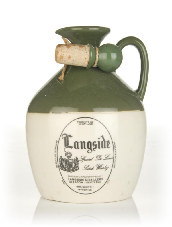 Langside Special De Luxe Whisky - 1970s Blended Whisky