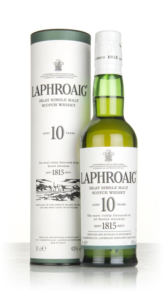 Laphroaig 10 Year Old 35cl Single Malt Whisky