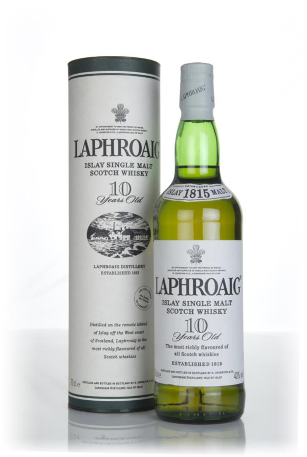Laphroaig 10 Year Old   (Old Bottling) Single Malt Whisky