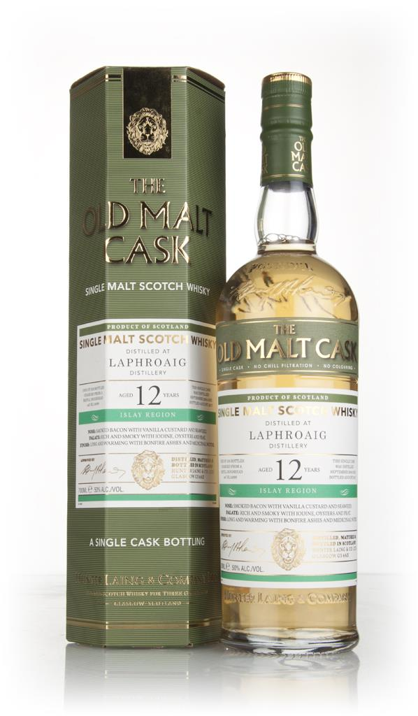 Laphroaig 12 Year Old 2004 (cask 14099) - Old Malt Cask (Hunter Laing) Single Malt Whisky