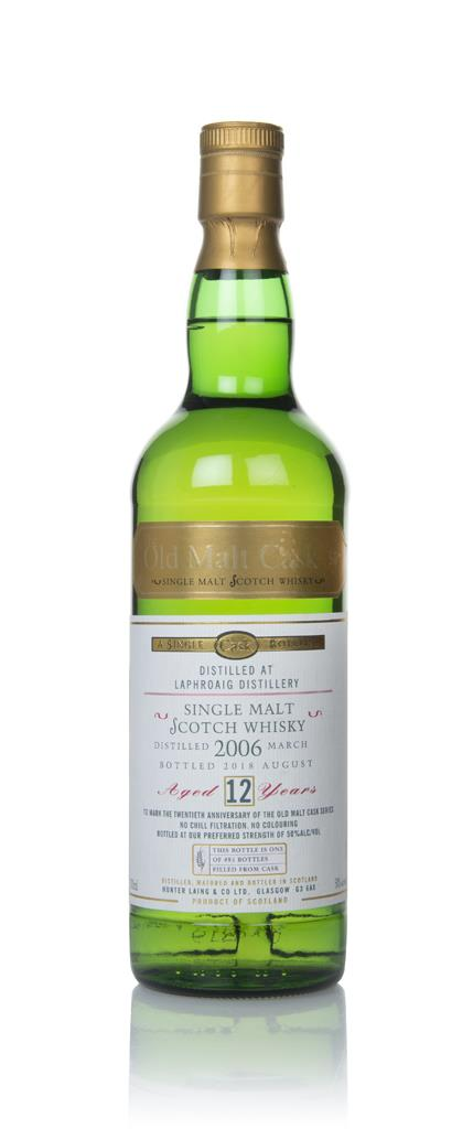 Laphroaig 12 Year Old 2006 - Old Malt Cask (Hunter Laing) Single Malt Whisky