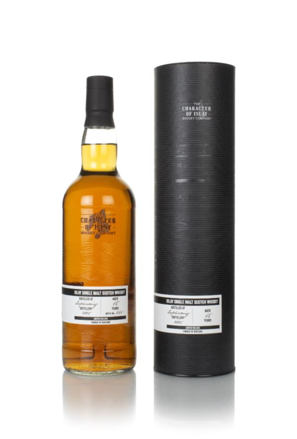 Laphroaig 15 Year Old 2005 (Release No.11680) - The Stories of Wind & Single Malt Whisky