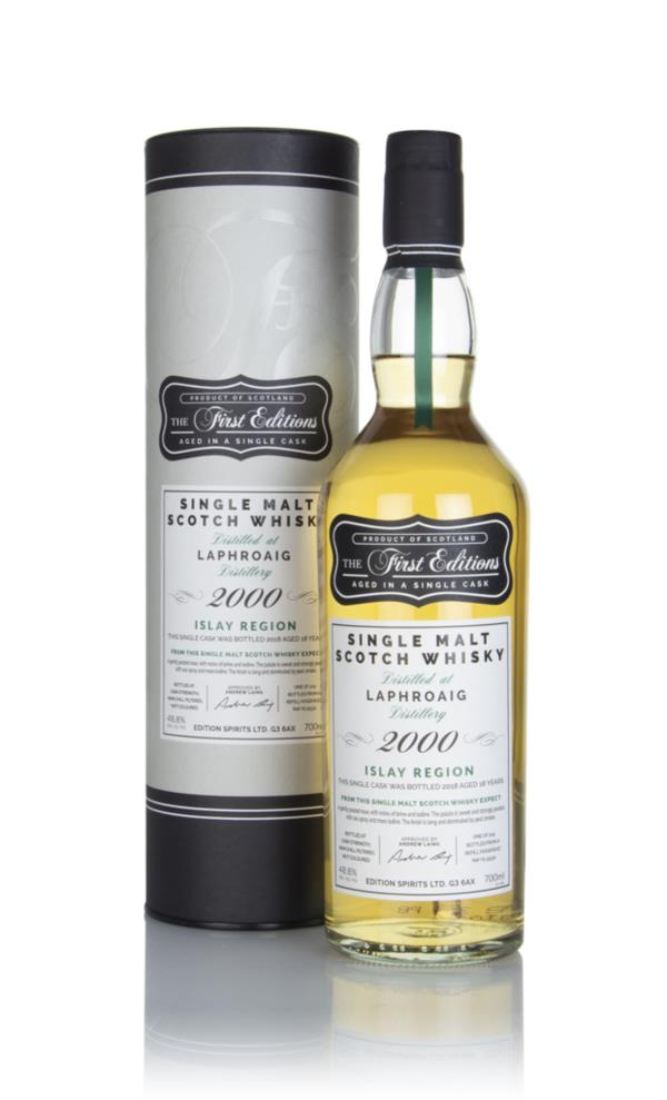 Laphroaig 18 Year Old 2000 (cask 15530) - The First Editions (Hunter L Single Malt Whisky