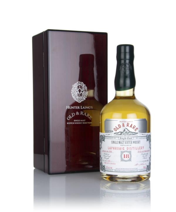 Laphroaig 18 Year Old 2000 - Old & Rare Platinum (Hunter Laing) Single Malt Whisky