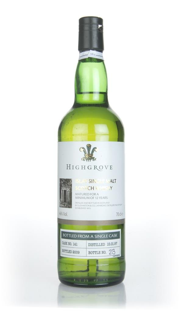 Laphroaig 1997 (bottled 2009) (cask 141) - Highgrove Single Malt Whisky