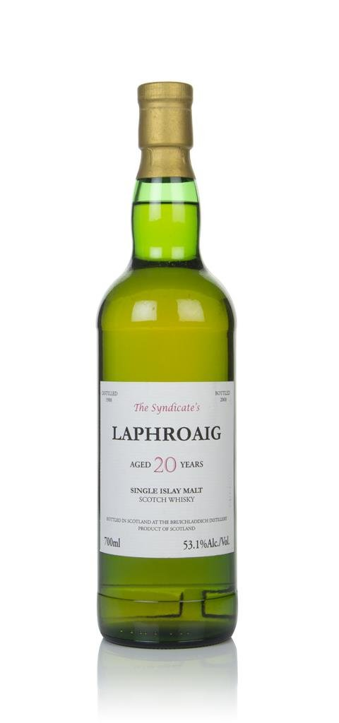 Laphroaig 20 Year Old 1988 (The Syndicate) Single Malt Whisky