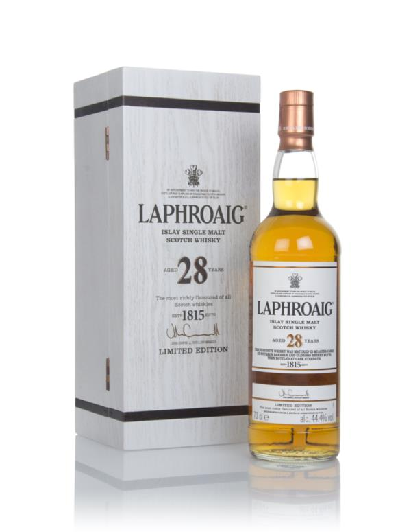 Laphroaig 28 Year Old Single Malt Whisky