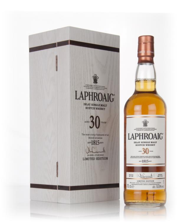 Laphroaig 30 Year Old 3cl Sample Single Malt Whisky