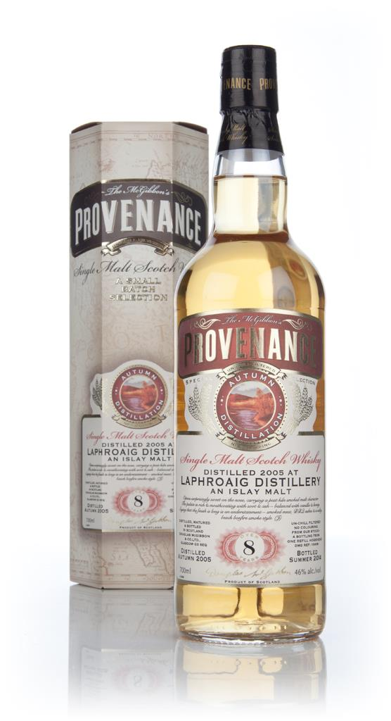 Laphroaig 8 Year Old 2005 (cask 10406) - Provenance (Douglas Laing) Single Malt Whisky