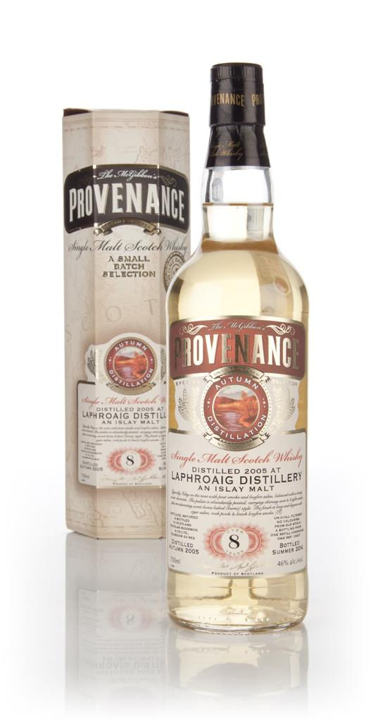 Laphroaig 8 Year Old 2005 (cask 10407) - Provenance (Douglas Laing) Single Malt Whisky