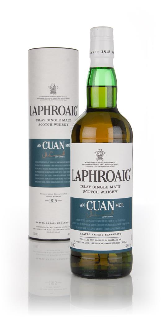 Laphroaig An Cuan Mor Single Malt Whisky