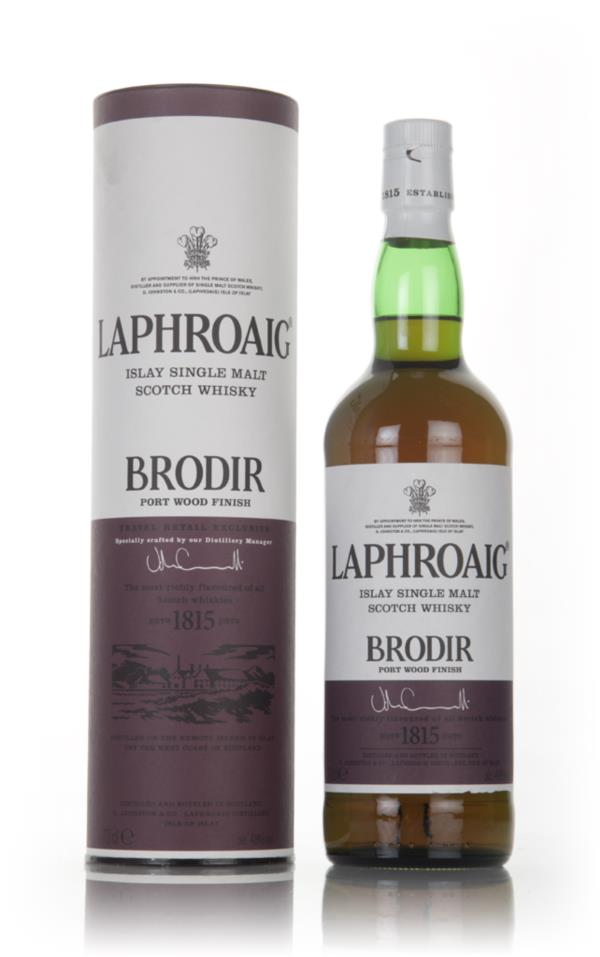 Laphroaig Brodir Single Malt Whisky
