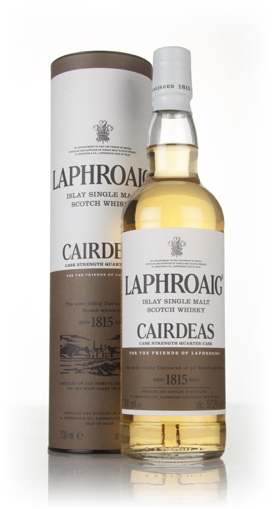 Laphroaig Cairdeas Cask Strength Quarter Cask (2017 Edition) Single Malt Whisky