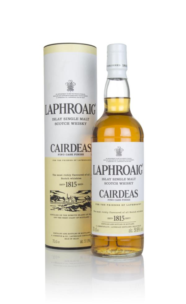 Laphroaig Cairdeas Fino Cask Finish - Feis Ile 2018 Single Malt Whisky