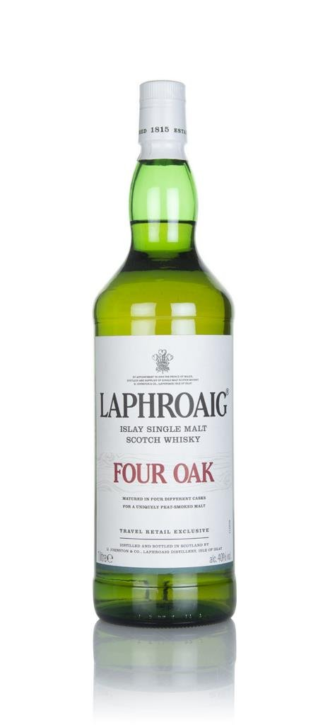 Laphroaig Four Oak 1L Single Malt Whisky