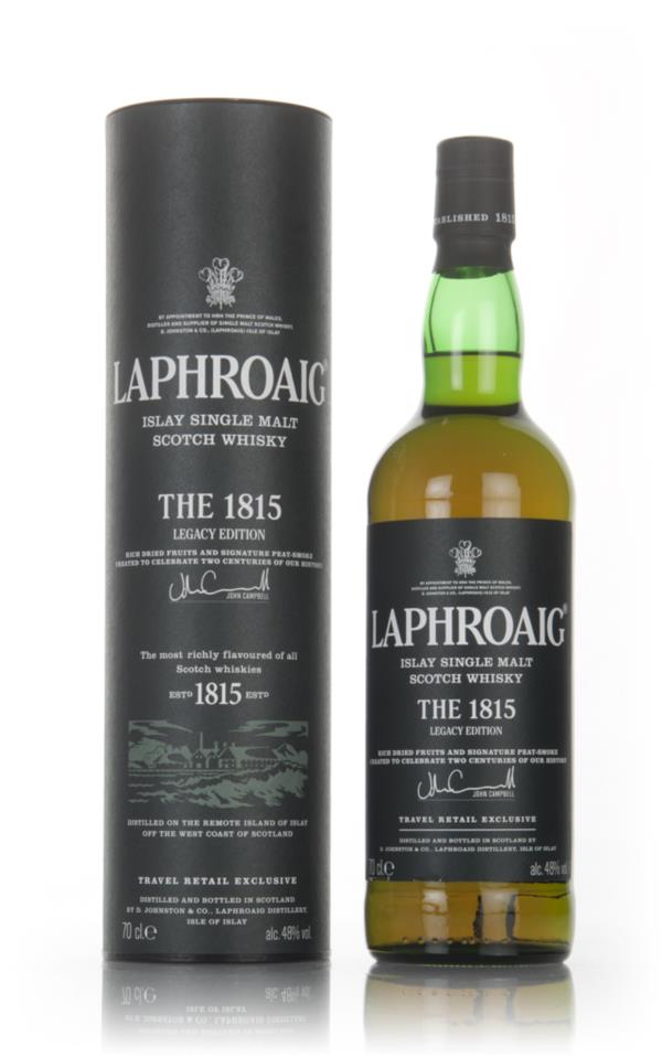 Laphroaig The 1815 Legacy Edition Single Malt Whisky
