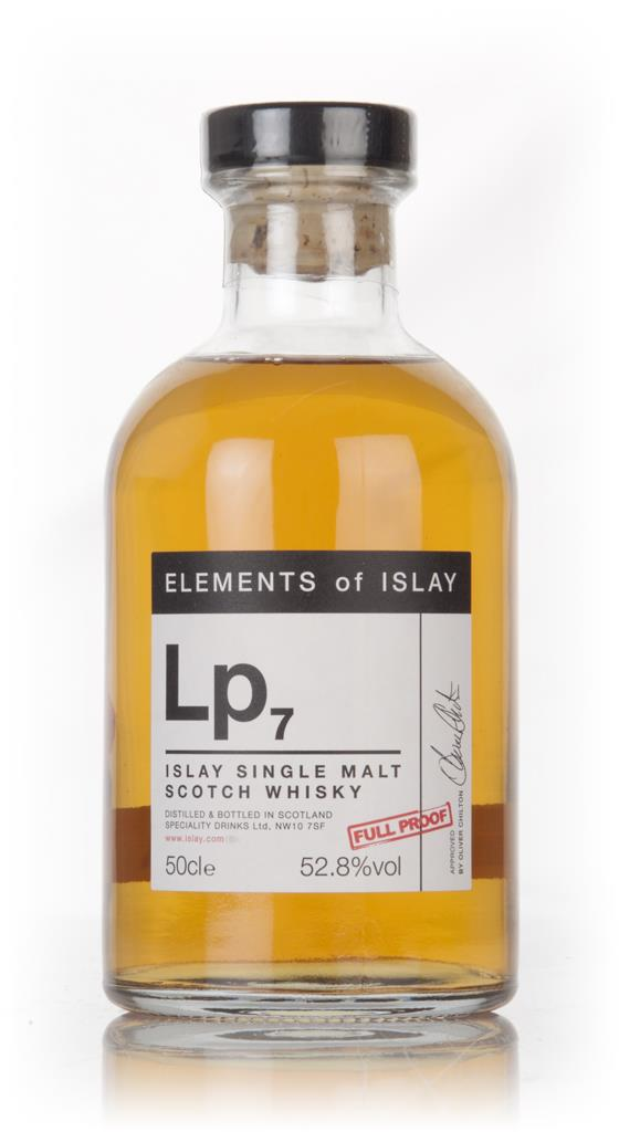 Lp7 - Elements Of Islay (Laphroaig) 3cl Sample Single Malt Whisky