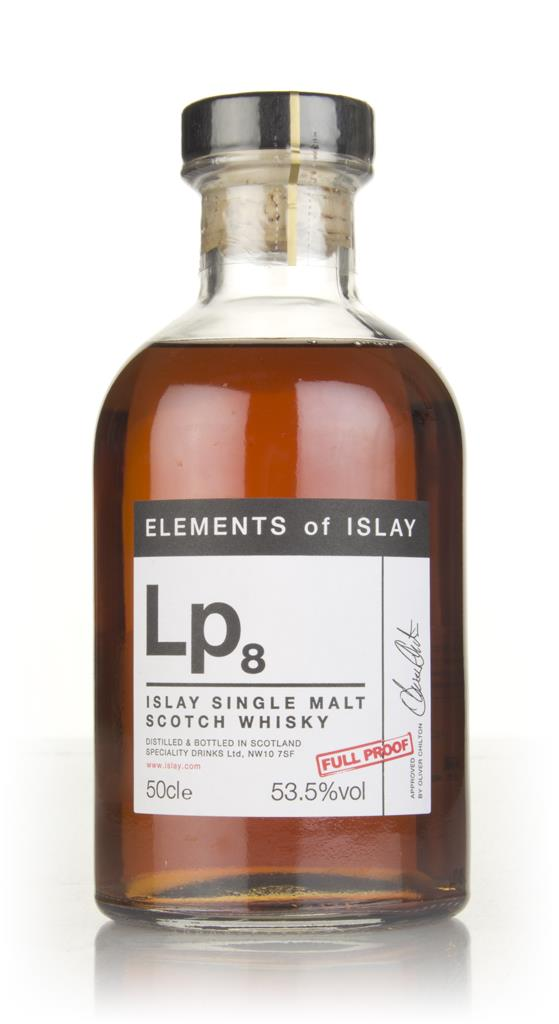 Lp8 - Elements of Islay (Laphroaig) 3cl Sample Single Malt Whisky