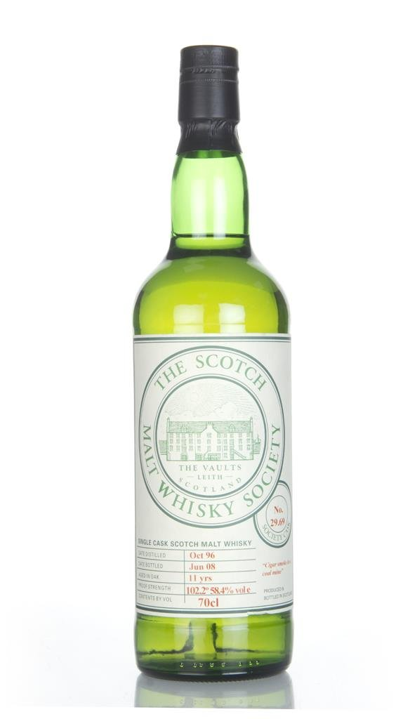 SMWS 29.69 11 Year Old 1996 Single Malt Whisky