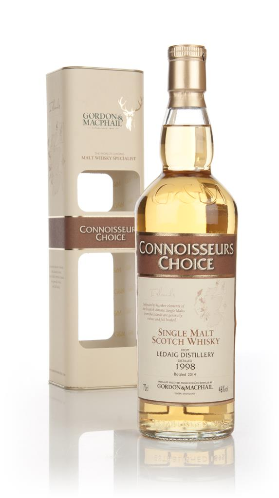 Ledaig 1998 (bottled 2014) - Connoisseurs Choice (Gordon & MacPhail) Single Malt Whisky