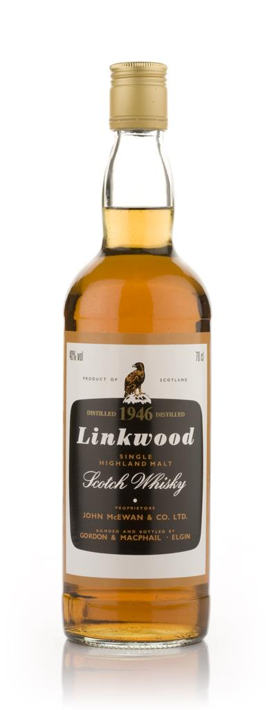 Linkwood 1946 (Gordon and MacPhail) Single Malt Whisky