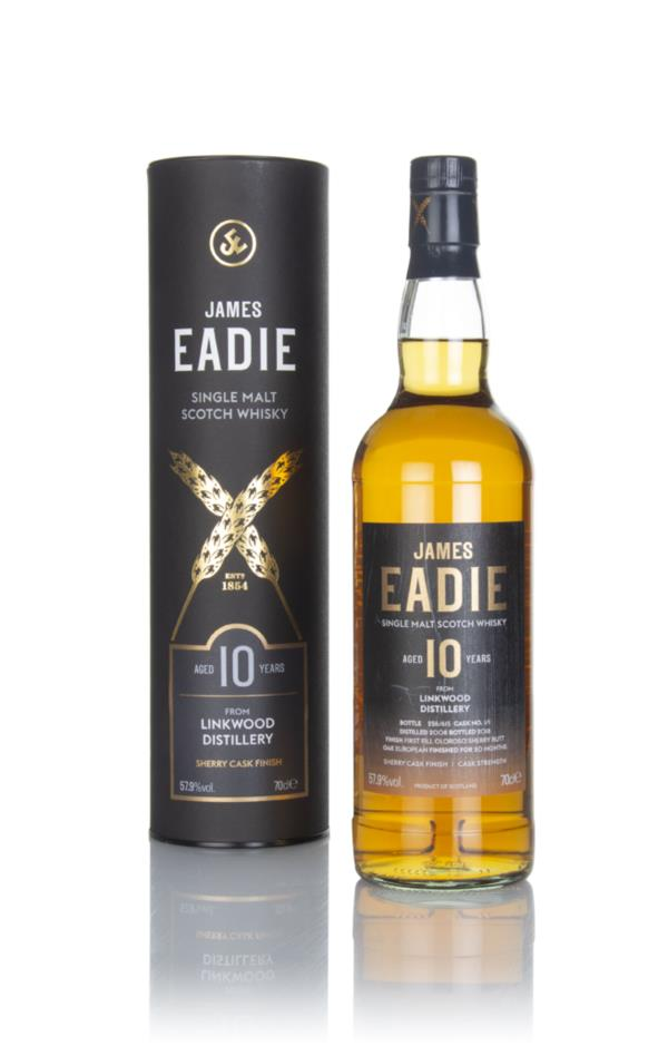 Linkwood 10 Year Old 2008 - James Eadie Single Malt Whisky