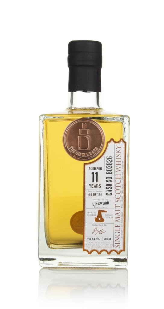 Linkwood 11 Year Old 2007 (cask 803826) - The Single Cask Single Malt Whisky