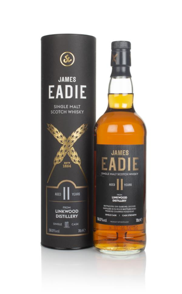 Linkwood 11 Year Old 2009 (cask 300025) - James Eadie Single Malt Whisky