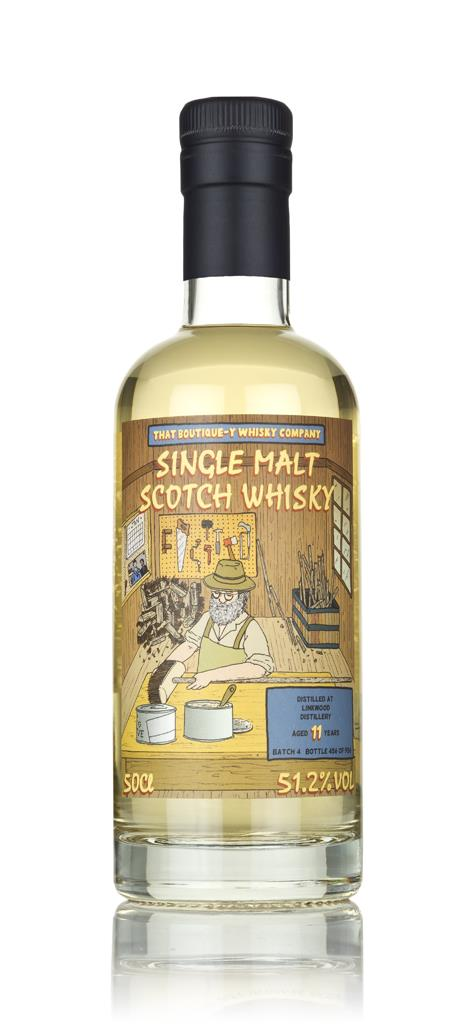 Linkwood 11 Year Old (That Boutique-y Whisky Company) Single Malt Whisky