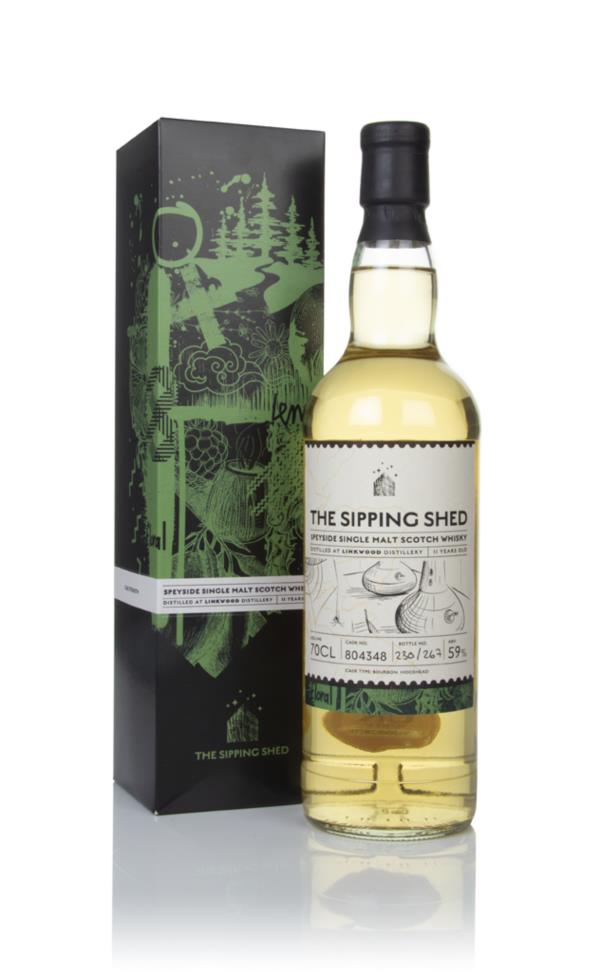 Linkwood 11 Year Old (cask 804348) - The Sipping Shed Single Malt Whisky