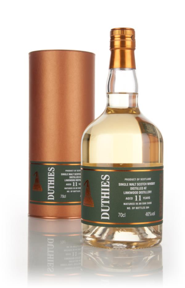 Linkwood 11 Year Old - Duthies (WM Cadenhead) Single Malt Whisky