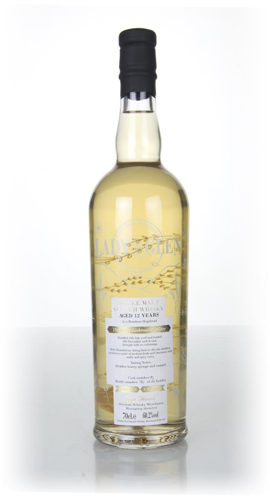 Linkwood 12 Year Old 2006 (cask 87) - Lady Of The Glen (Hannah Single Malt Whisky