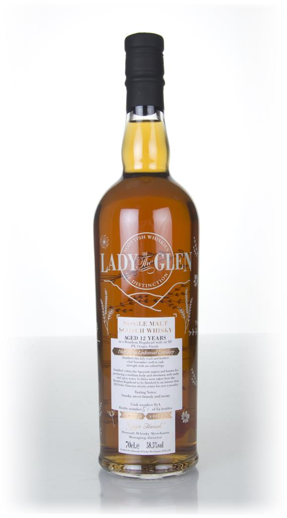 Linkwood 12 Year Old 2006 (cask 87A) - Lady of the Glen (Hannah Single Malt Whisky