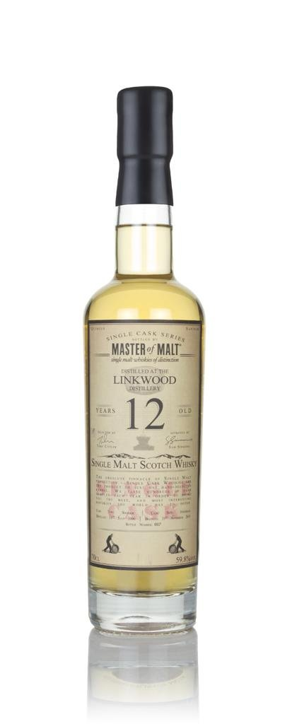 Linkwood 12 Year Old 2006 - Single Cask (Master of Malt) Single Malt Whisky