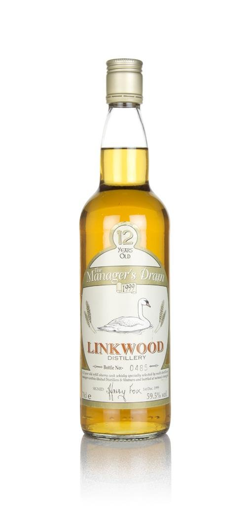 Linkwood 12 Year Old - The Managers Dram Single Malt Whisky