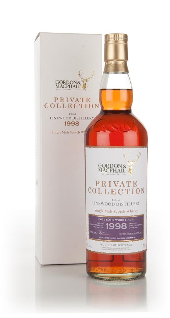 Linkwood 16 Year Old 1998 - Private Collection (Gordon & MacPhail) Single Malt Whisky