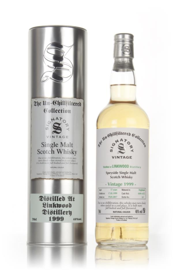 Linkwood 17 Year Old 1999 (casks 6169 & 6172) - Un-Chillfiltered Colle Single Malt Whisky