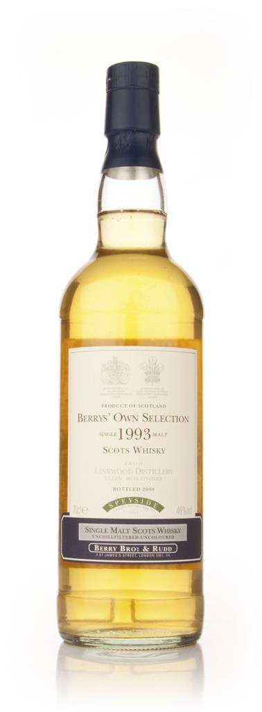 Linkwood 1993 (Berry Bros. & Rudd) Single Malt Whisky