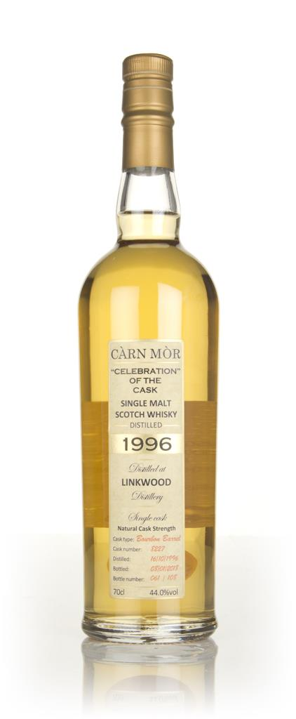 Linkwood 21 Year Old 1996 (cask 8227) -  Celebration of the Cask (Carn Single Malt Whisky
