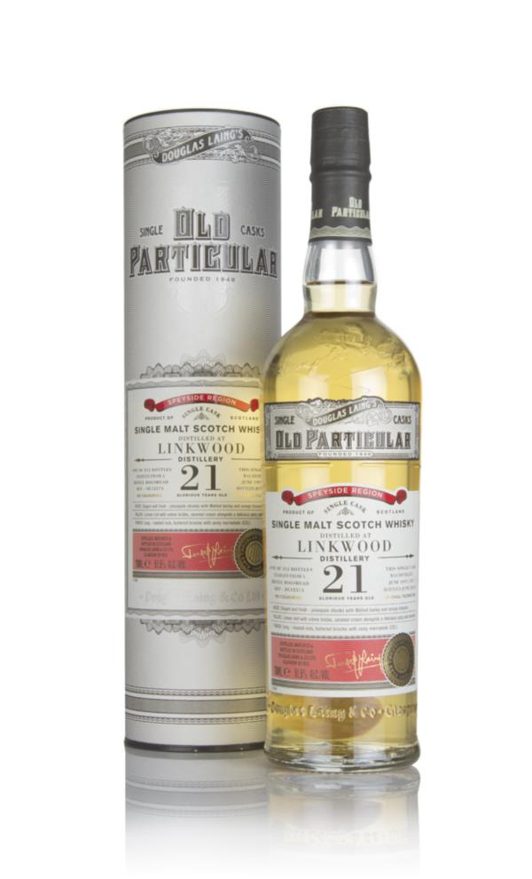 Linkwood 21 Year Old 1997 (cask 12574) - Old Particular (Douglas Laing Single Malt Whisky