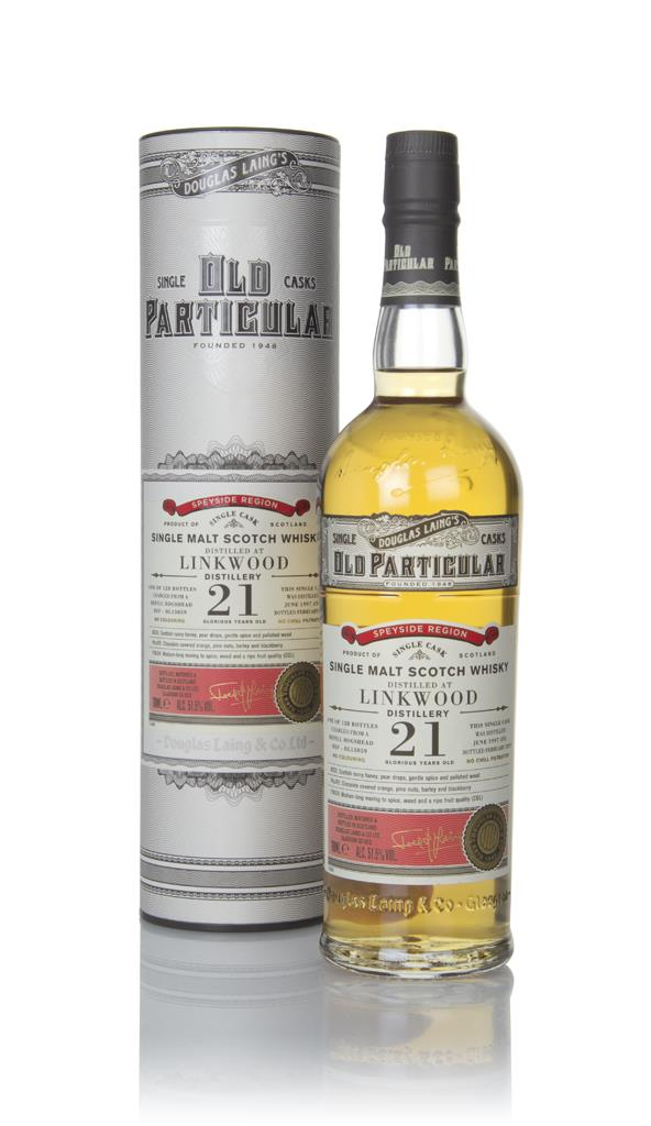 Linkwood 21 Year Old 1997 (cask 13059) - Old Particular (Douglas Laing Single Malt Whisky