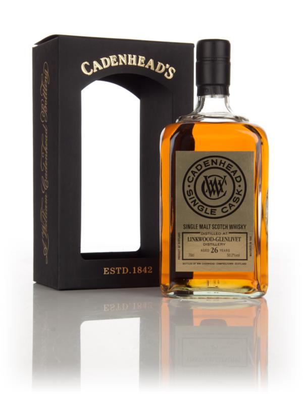 Linkwood 26 Year Old 1989 - Single Cask (WM Cadenhead) 3cl Sample Single Malt Whisky