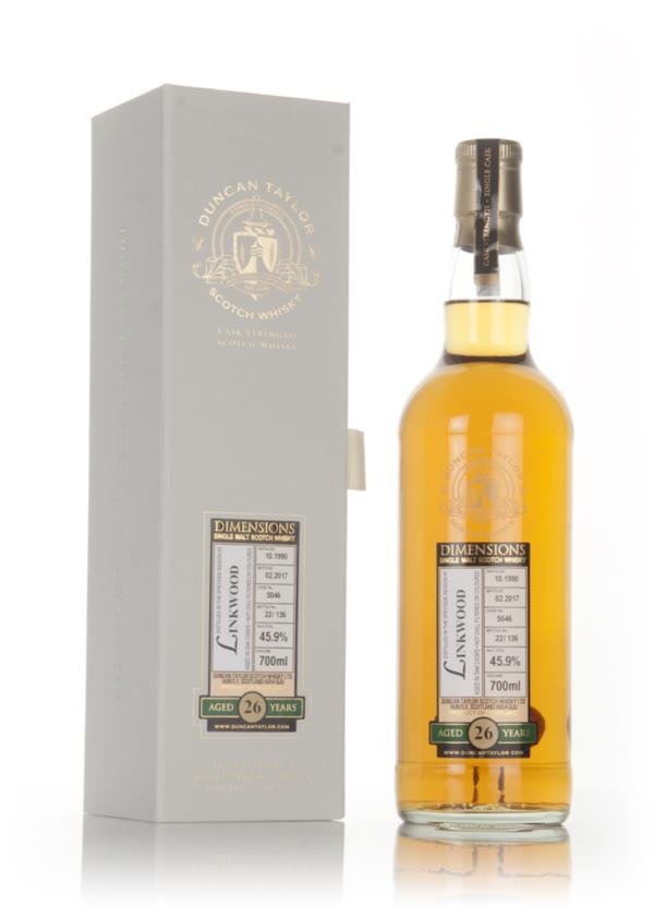 Linkwood 26 Year Old 1990 (cask 5046) - Dimensions (Duncan Taylor) Single Malt Whisky