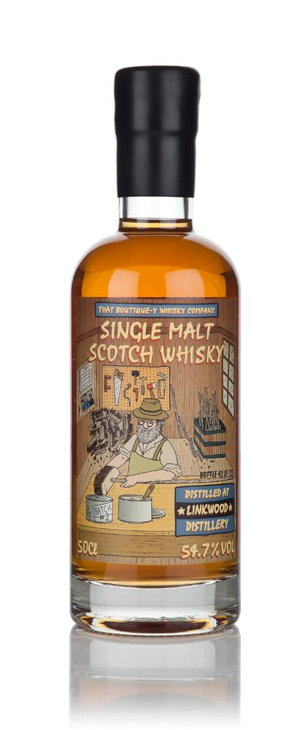 Linkwood - Batch 2 (That Boutique-y Whisky Company) 3cl Sample Single Malt Whisky