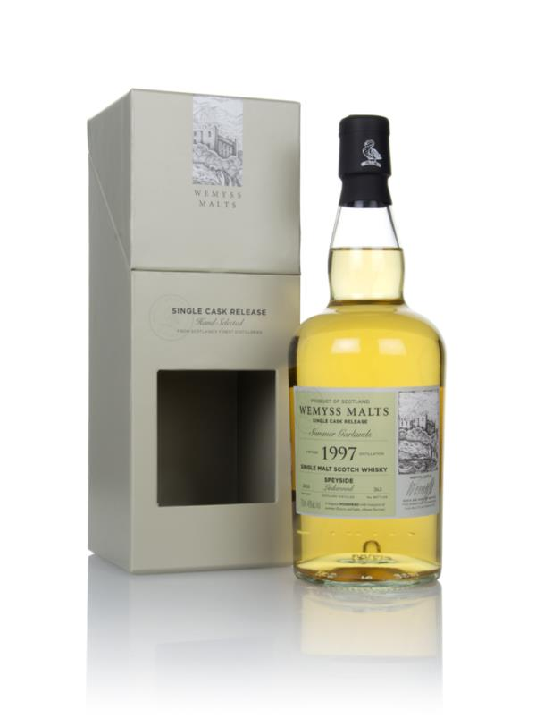 Summer Garlands 1997 (bottled 2018) - Wemyss Malts (Linkwood) Single Malt Whisky