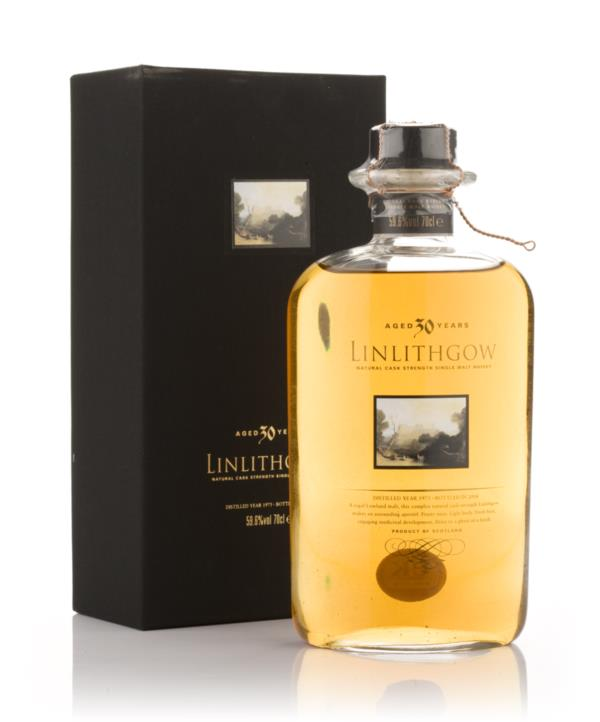 Linlithgow 30 Year Old 1973 Single Malt Whisky